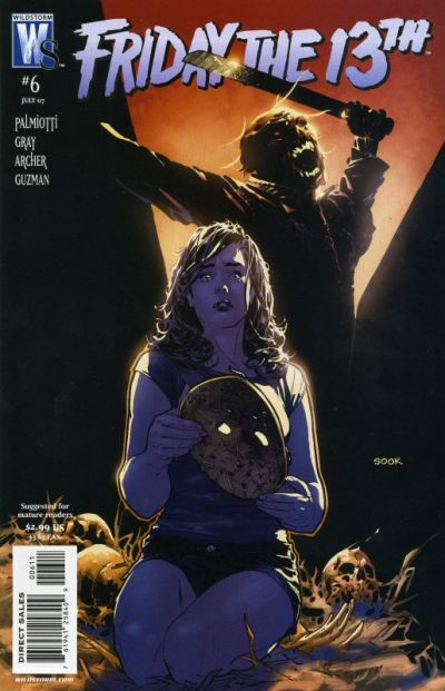 Friday the 13th Vol 1 6