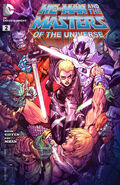 He-Man and the Masters of the Universe Vol 2 2