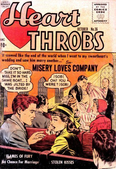 Heart Throbs Vol 1 36