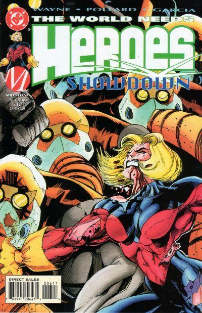Heroes Vol 1 6