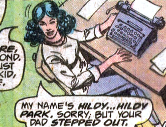 Hildy Park (Earth-One)