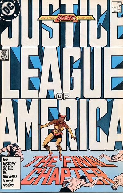 Justice League of America Vol 1 261