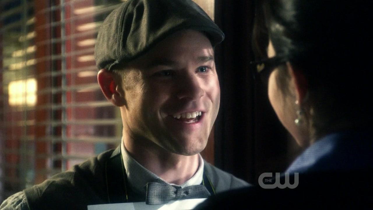 James Bartholomew Olsen (Smallville)