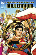 Legion of Super-Heroes Millennium Vol 1 2