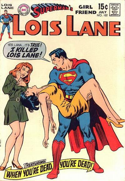 Superman's Girl Friend, Lois Lane Vol 1 102