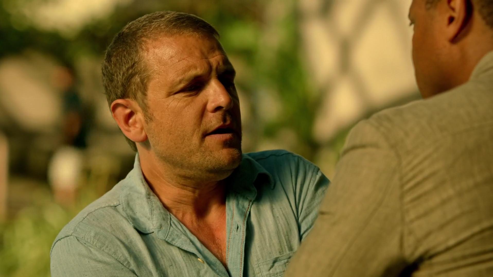 Mark Shaw (Arrowverse)