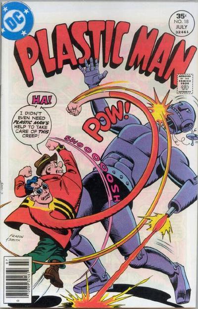 Plastic Man Vol 2 18