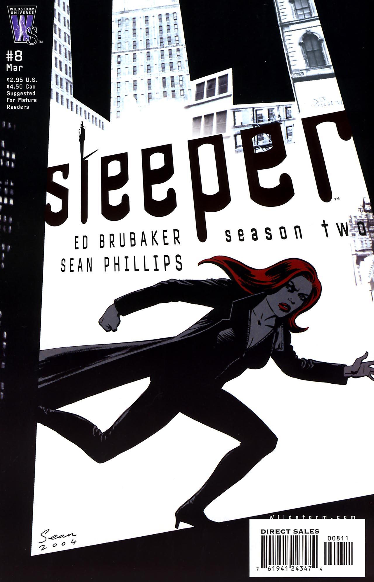 Sleeper Vol 2 8