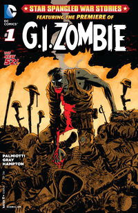 Star Spangled War Stories Featuring G.I. Zombie Vol 1 1.jpg
