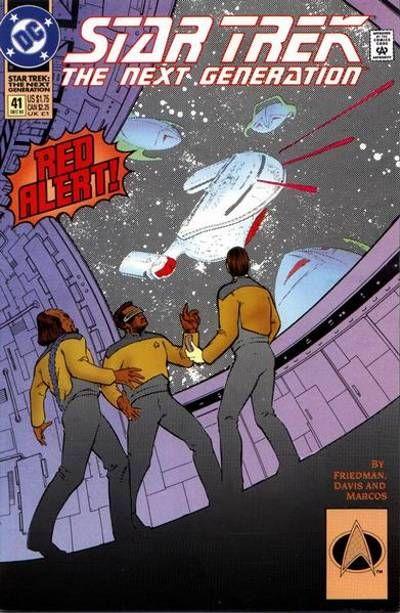 Star Trek: The Next Generation Vol 2 41