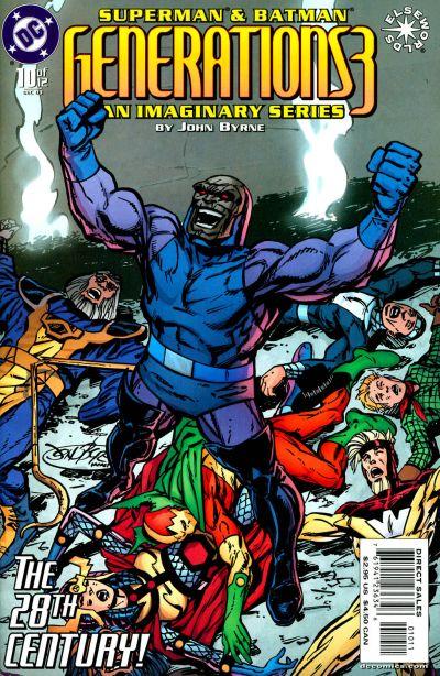 Superman & Batman: Generations III Vol 1 10