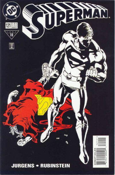 Superman Vol 2 121