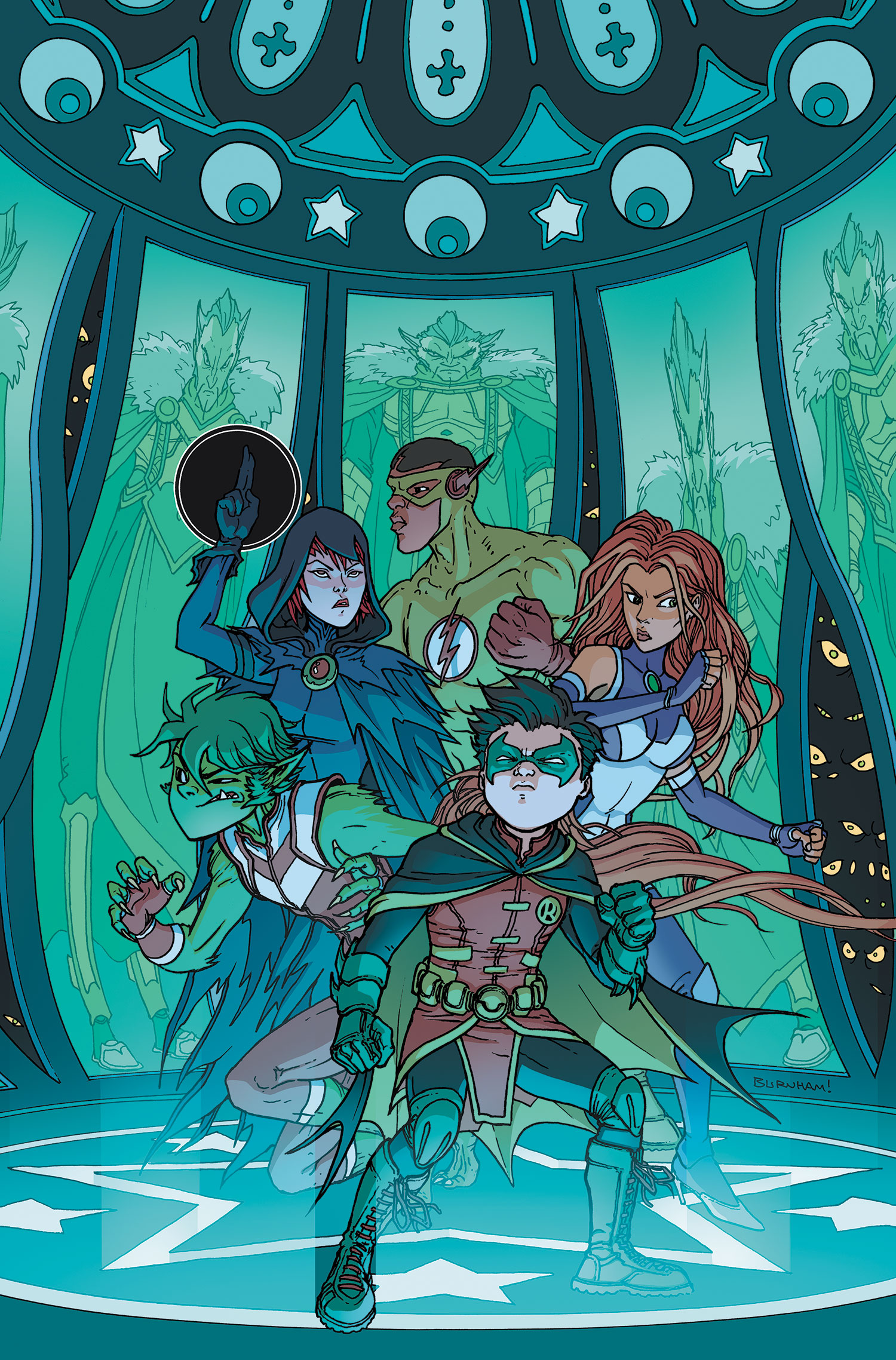 Teen Titans Vol 6 3 Solicit.jpg