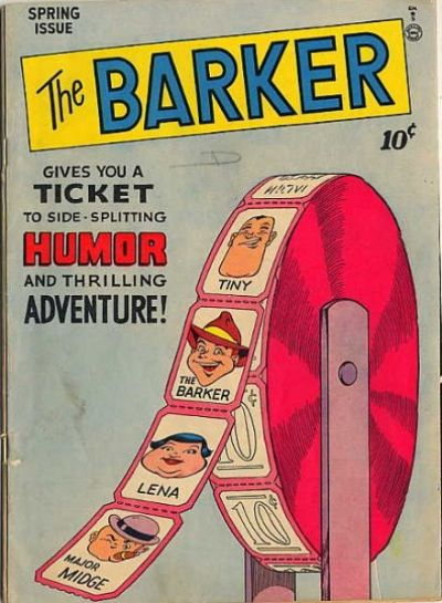 The Barker Vol 1 3
