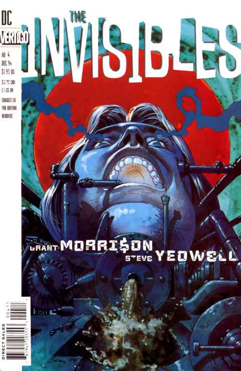 The Invisibles Vol 1 4
