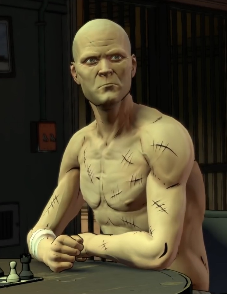 Victor Zsasz (Batman: The Telltale Series)