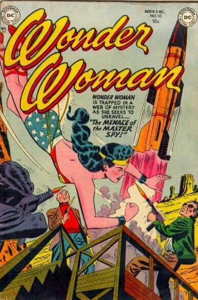 Wonder Woman Vol 1 50
