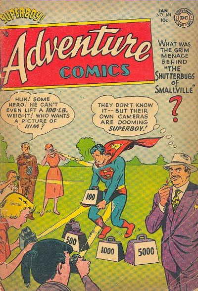 Adventure Comics Vol 1 184