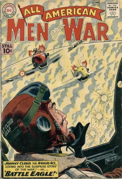All-American Men of War Vol 1 85