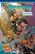 Aquaman Annual Vol 7 2