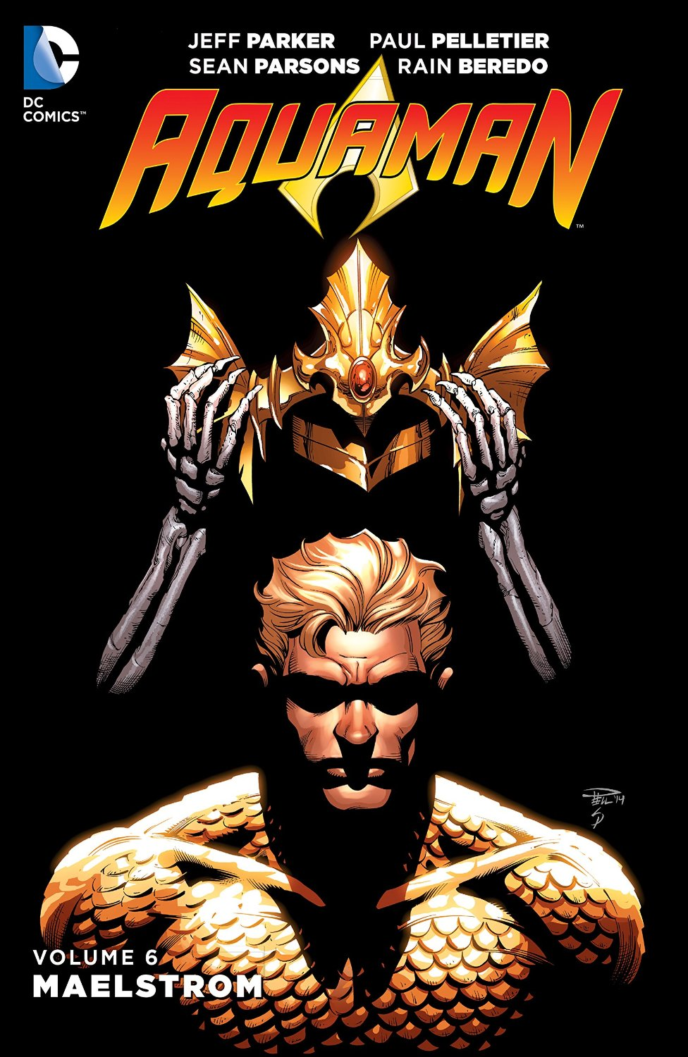 Aquaman: Maelstrom (Collected)