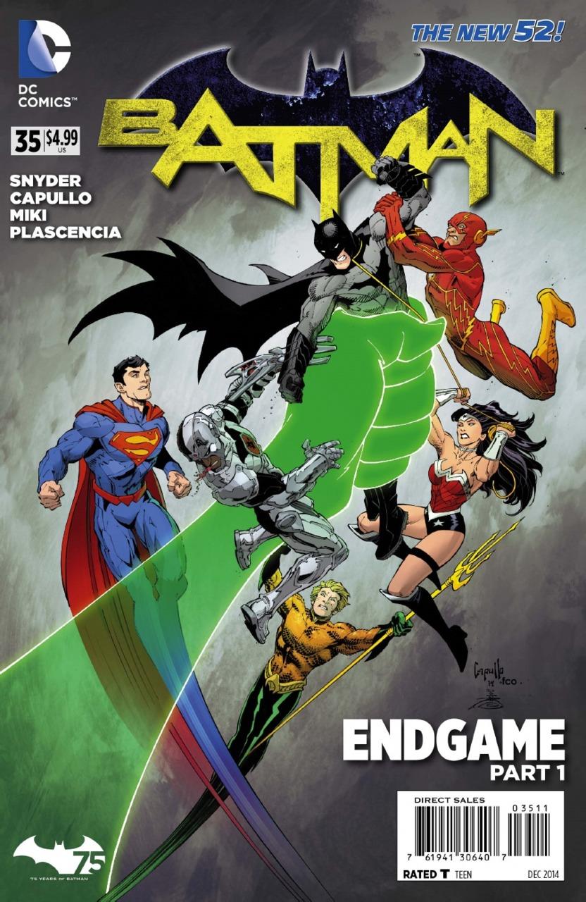 Batman Vol 2 35