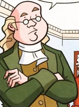 Benjamin Franklin (Earth-508)