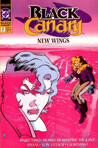 Black Canary Vol 1 2