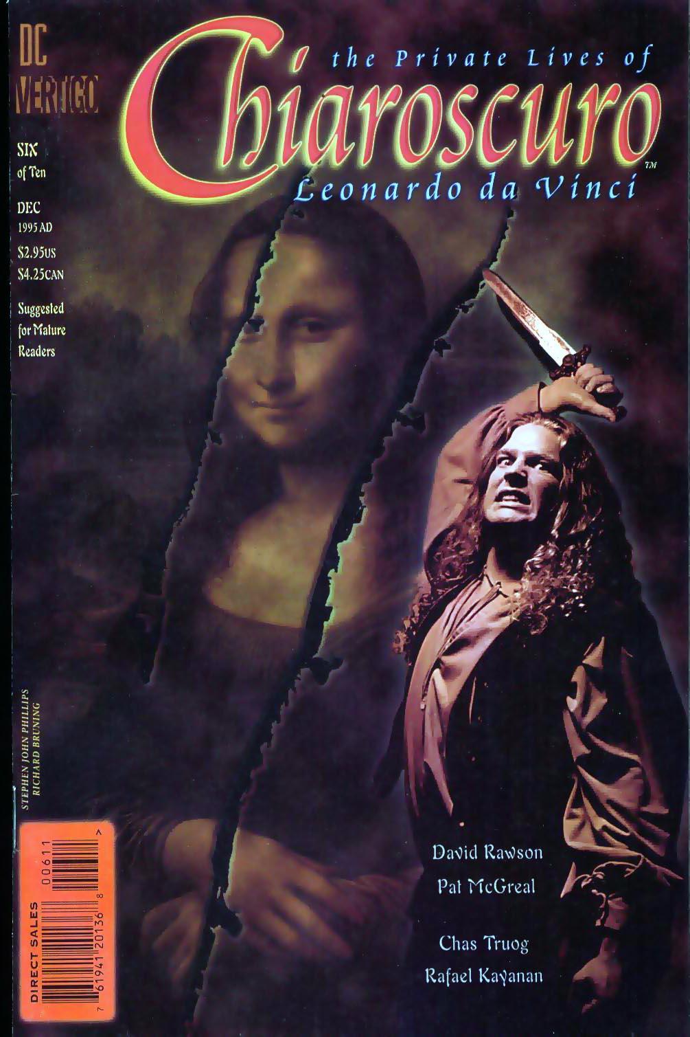 Chiaroscuro: The Private Lives of Leonardo da Vinci Vol 1 6