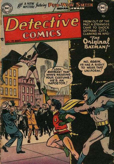 Detective Comics Vol 1 195