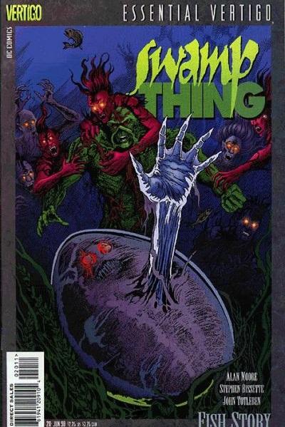 Essential Vertigo: Swamp Thing Vol 1 20