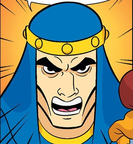 Felix Faust (Scooby-Doo Team-Up)
