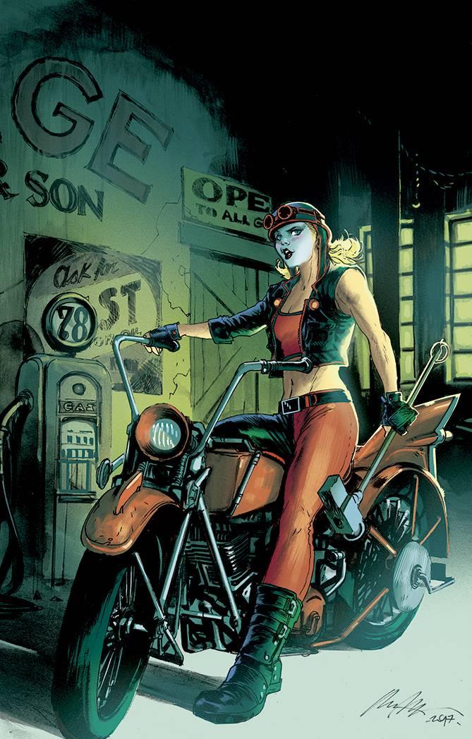 Harleen Quinzel (Gotham City Garage)