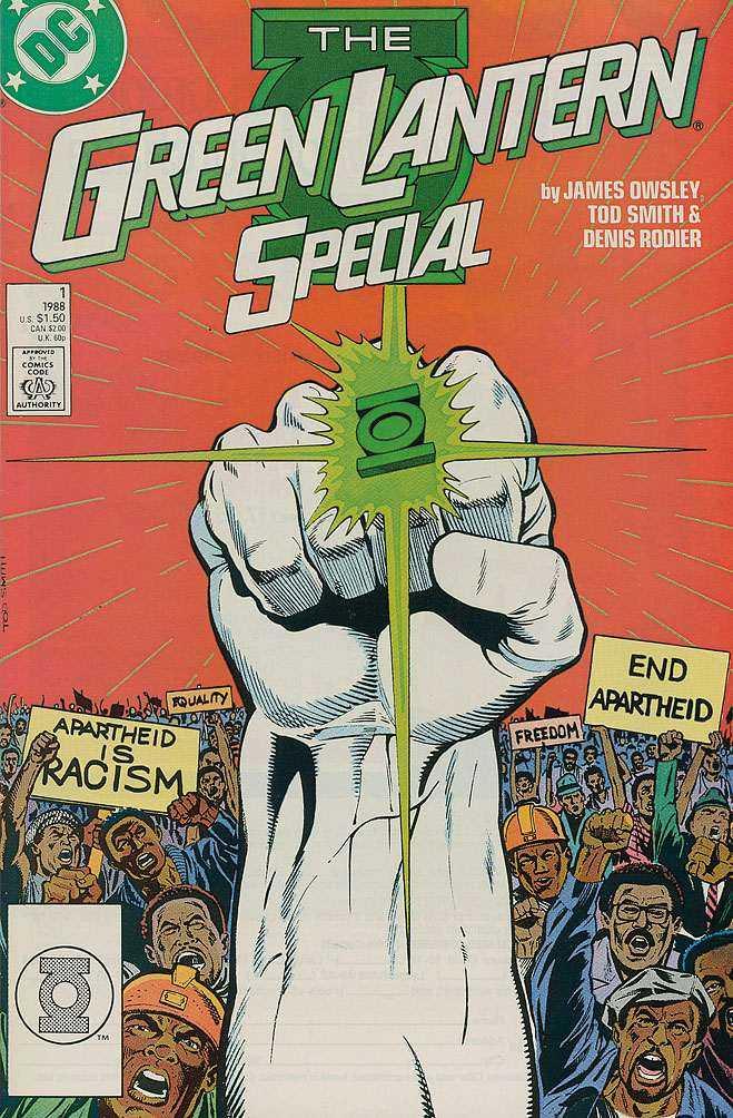 Green Lantern Special Vol 1