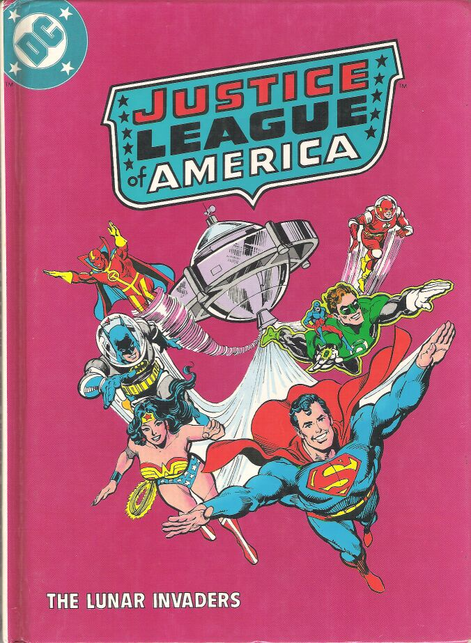 Justice League of America: The Lunar Invaders
