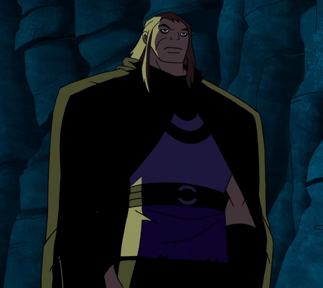 Krall (Teen Titans TV Series)