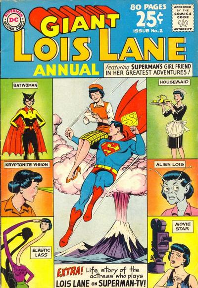 Superman's Girl Friend, Lois Lane Annual Vol 1 2