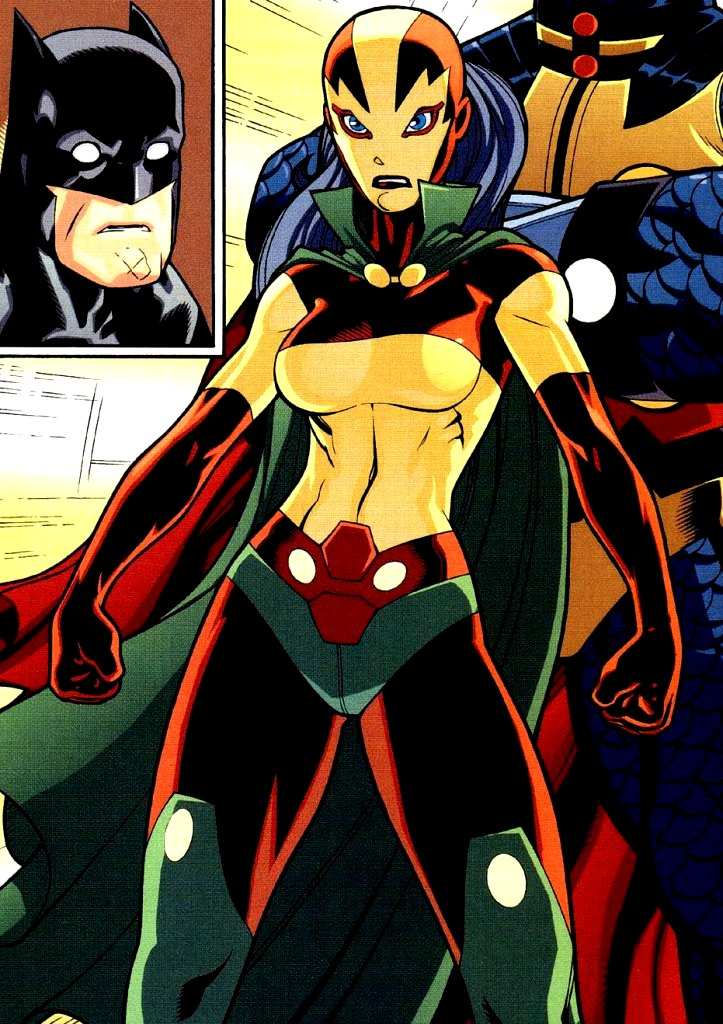 Miss Miracle (Earth-11)