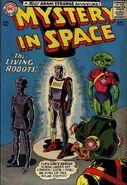 Mystery in Space v.1 99