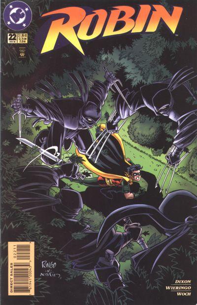 Robin Vol 2 22