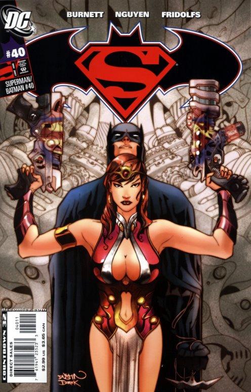 Superman/Batman Vol 1 40