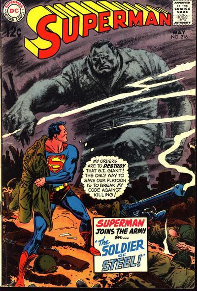 Superman Vol 1 216