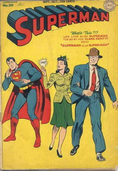 Superman Vol 1 30