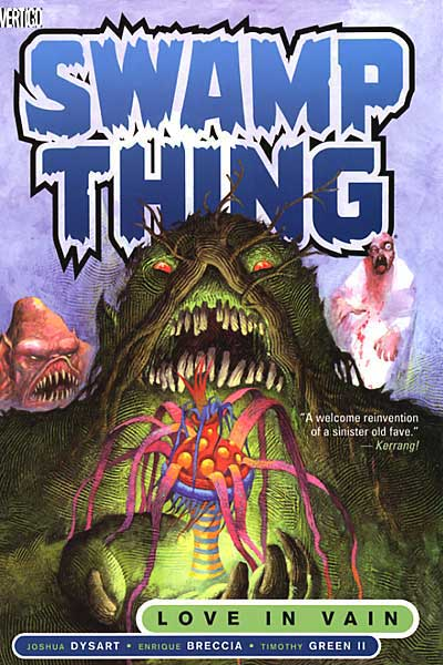 Swamp Thing: Love in Vain (Collected)