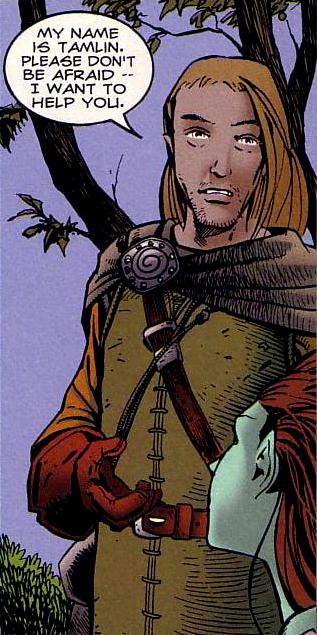 Tamlin the Falconer (New Earth)