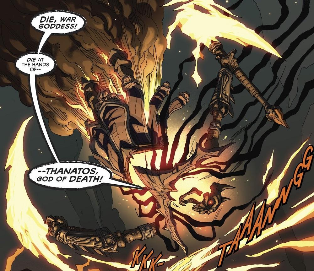 Thanatos, God of Death (Prime Earth)