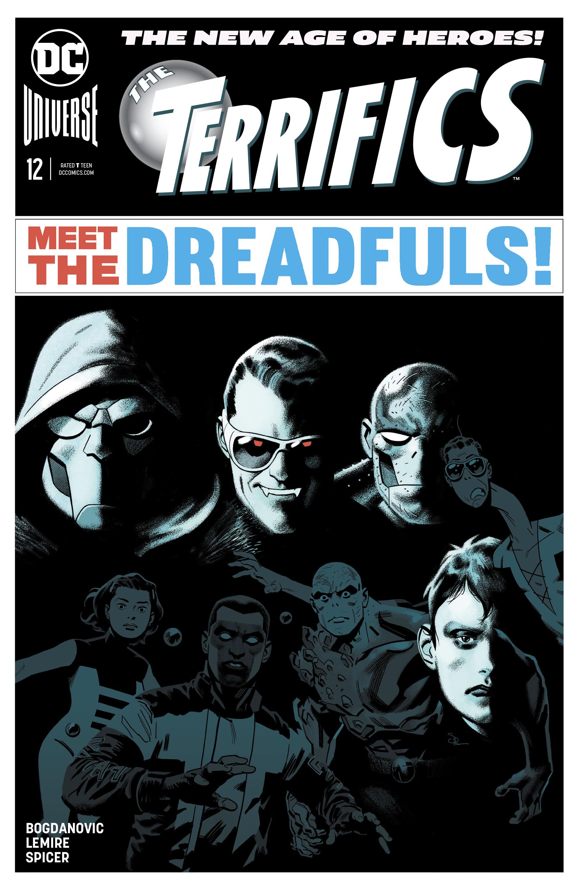 The Terrifics Vol 1 12