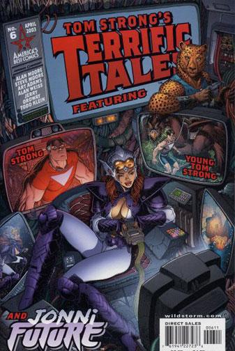 Tom Strong's Terrific Tales Vol 1 6