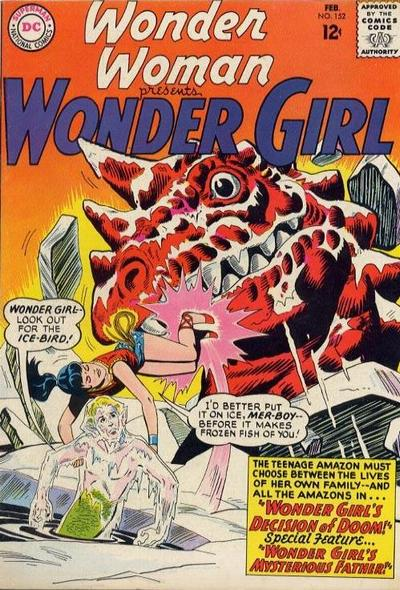 Wonder Woman Vol 1 152
