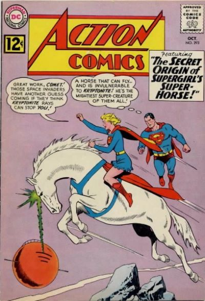 Action Comics Vol 1 293